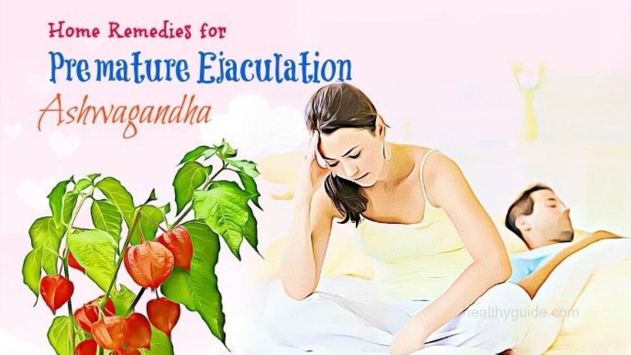Best Home Remedies for Premature Ejaculation